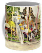 Festival Hindu Ceremony Coffee Mug