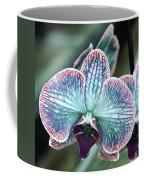 Festive Orchid Coffee Mug