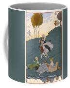 Fetes Galantes Coffee Mug