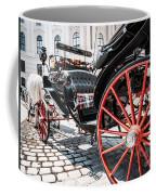 Fiaker Carriage In Vienna Coffee Mug