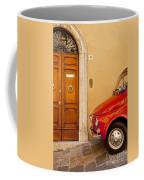 Fiat Parking Coffee Mug