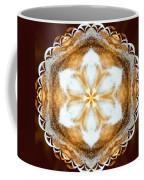 Fiber Optic Gold Coffee Mug
