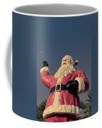 Fiberglass Santa Claus Coffee Mug