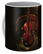 Fiddle Coffee Mug