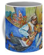 Fiddler On The Roofs Coffee Mug