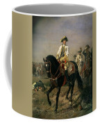 Field Marshal Baron Ernst Von Laudon 1717-90, General In The Seven Years War And War Of Bavarian Coffee Mug