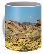 Field Of Color Coffee Mug