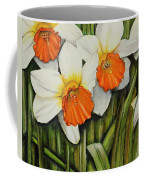 Field Of Daffodils Coffee Mug