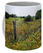 Field Of Flowers 3 Coffee Mug