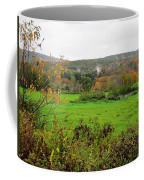 Field Of Green Coffee Mug