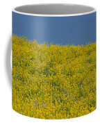 Field Of Mustard Coffee Mug
