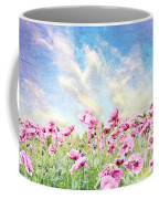Field Of Poppies Stillliefe Coffee Mug