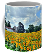 Field Of Sunflowers Coffee Mug
