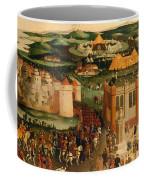 Field Of The Cloth Of Gold Coffee Mug