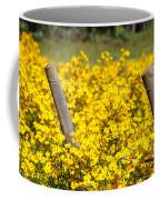 Field Of Yellow Coffee Mug
