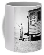 Field Office Of The Wpa Government Agency Coffee Mug by American Photographer