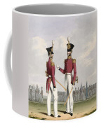 Field Officers Of The Royal Marines Coffee Mug