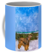 Field Spaniel Elegance Coffee Mug