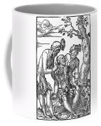 Field Surgeon, 1547 Coffee Mug