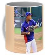 Fielding Practice Coffee Mug
