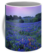 Fields Of Blue Coffee Mug