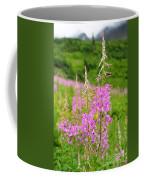 Fields Of Fireweed Coffee Mug