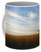 Fields Of Gold - Digital Painting Effect Coffee Mug