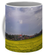 Fields Of Rapeseed In Bloom, Lower Coffee Mug