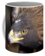 Fierce Golden Eagle Coffee Mug