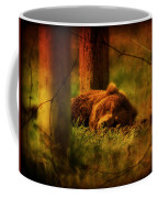 Fiercely Tired Coffee Mug
