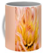 Fiery Dahlia Coffee Mug