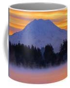 Fiery Dawn Coffee Mug