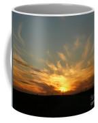 Fiery Flare Coffee Mug