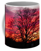 Fiery Oak Coffee Mug