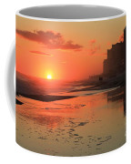 Fiery Seashore Coffee Mug