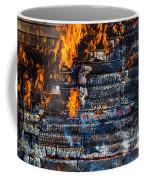 Fiery Transformation Coffee Mug