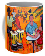 Fiesta At The Beach Coffee Mug
