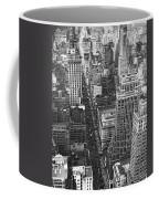 Fifth Avenue In New York City. Coffee Mug
