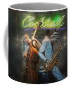 Fifties Cocktail Jazz Coffee Mug