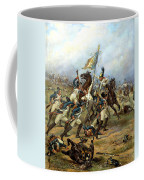 Fight For The Banner Coffee Mug