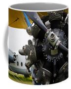 Boeing-stearman Model 75 Kaydet Coffee Mug