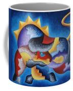 Fighting Bull Spirit Coffee Mug