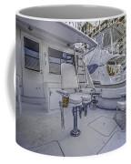 Fighting Chair Coffee Mug