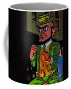 Fighting Irish Coffee Mug