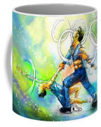 Figure Skating 01 Coffee Mug