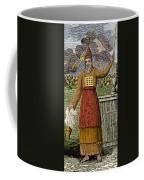 Figure Symbolizing Judaism Coffee Mug