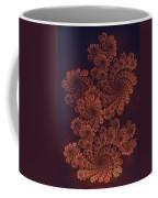 Filigree Dragon Coffee Mug