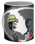 Film Homage Andy Devine  Chill Wills Old Tucson Arizona 1971-2009  Coffee Mug