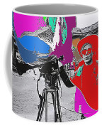 Film Homage Andy Warhol Lonesome Cowboys Old Tucson Arizona 1968-2013 Coffee Mug