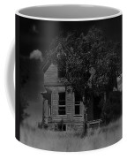 Film Homage Anthony Perkins Janet Leigh Alfred Hitchcock Psycho 1960 Vacant House Black Hills Sd '65 Coffee Mug